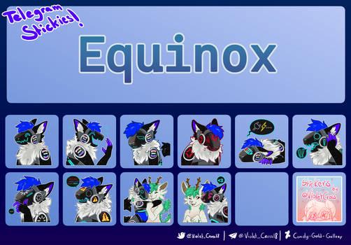 Equinox rendu