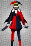 Harley Quinn: Raincoat