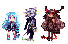 tiny pixel comm by twin-tail