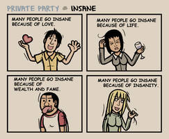 Private Party #131 by edenbj