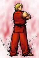 Street Fighter IV: KEN by Jiggeh