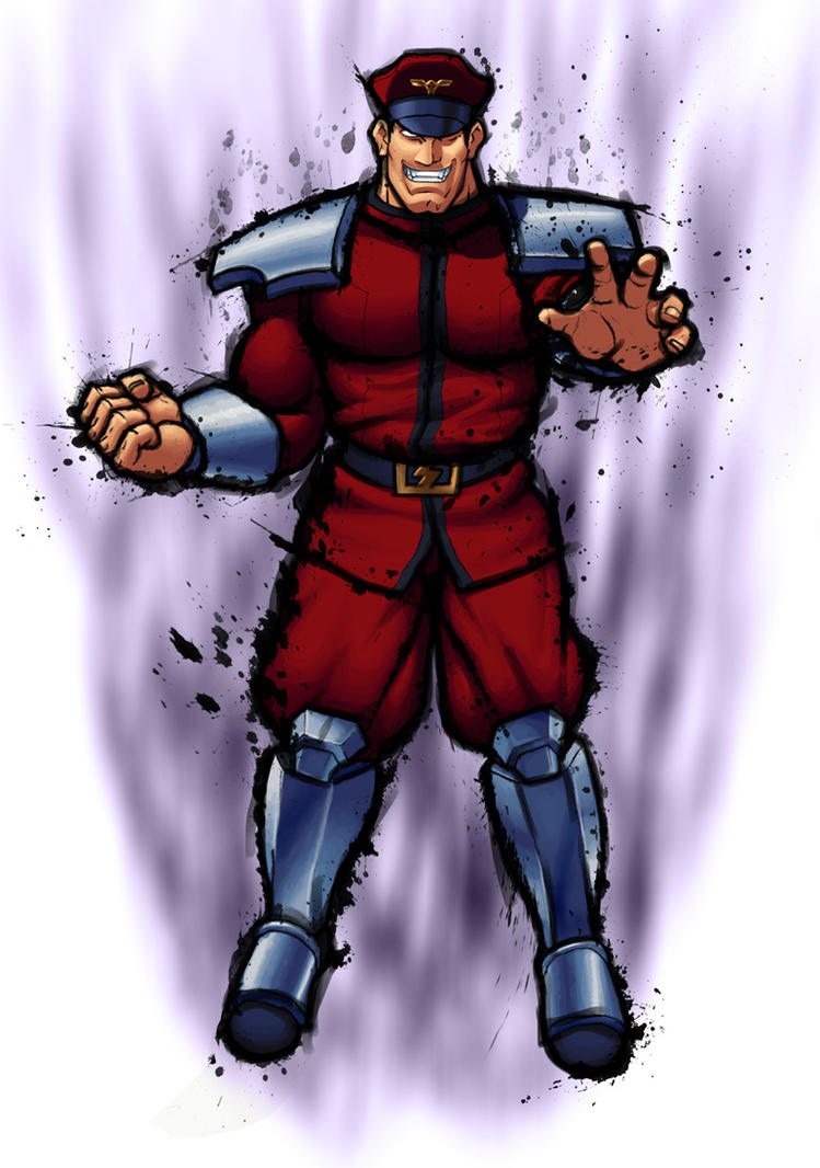 Street Fighter IV: VEGA by Jiggeh