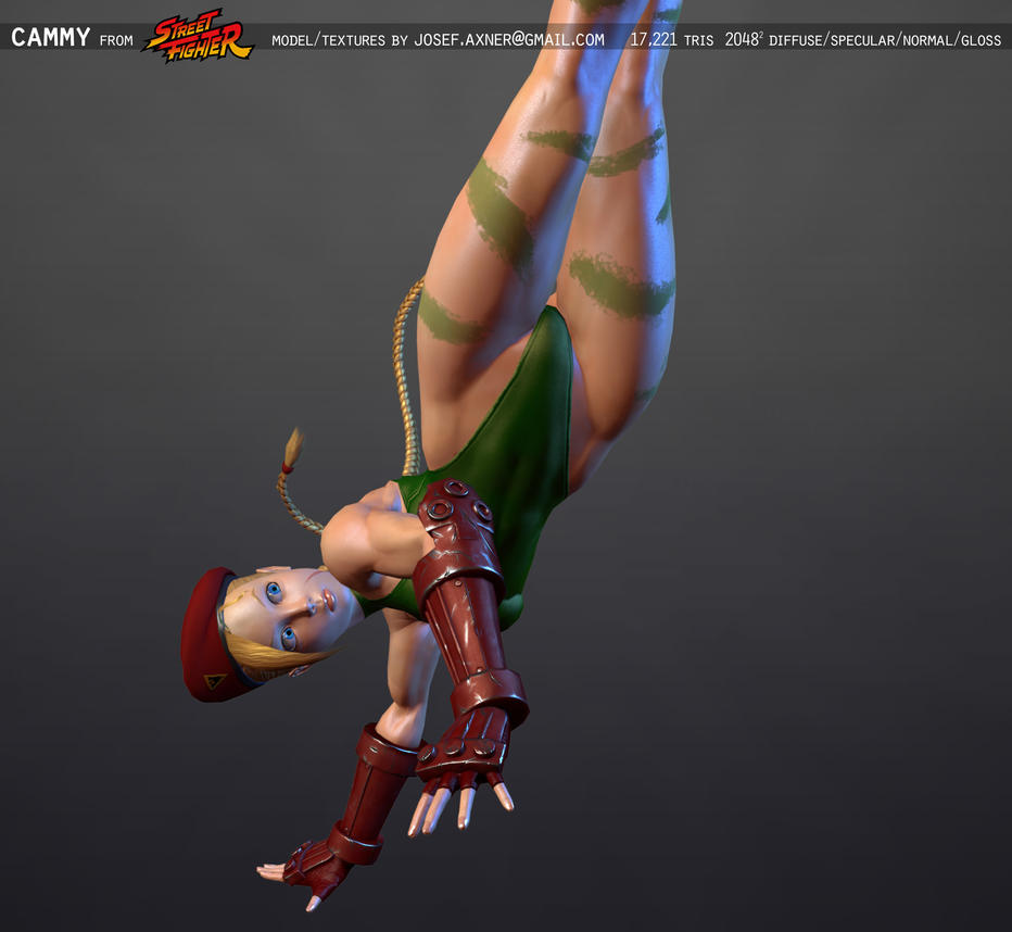 Cammy Final Presentation 5 by Jiggeh