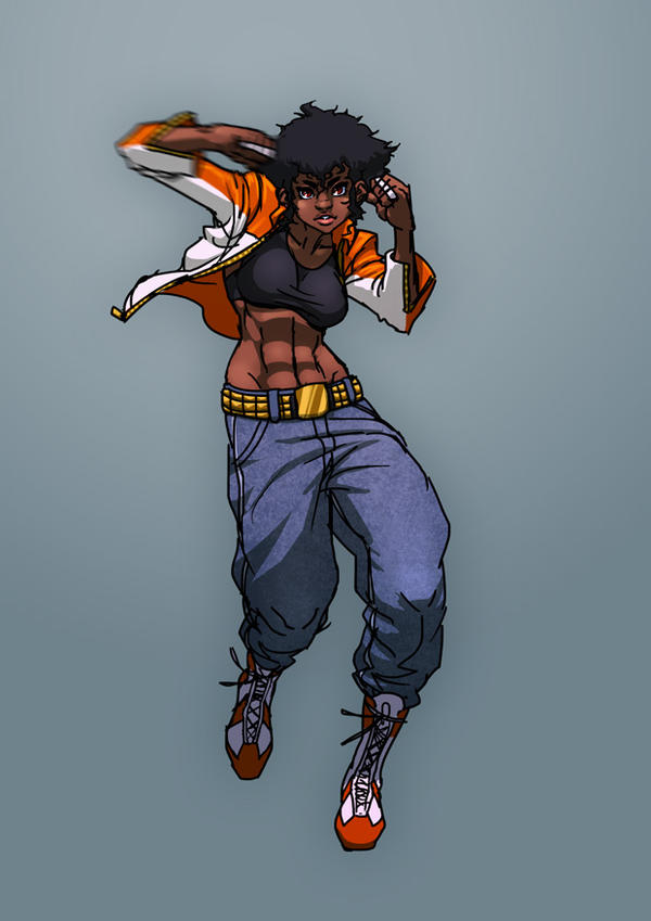 Game Design Character Artist : Fighting game character design by jiggeh on deviantart