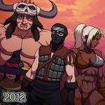 2012 - Dragon's Dogma by Jiggeh