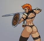 Bikini armor