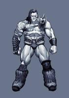 Barbarian (M) by Jiggeh
