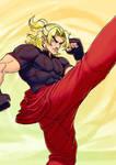 Street Fighter V: KEN