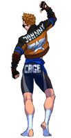 Johnny Cage 2019