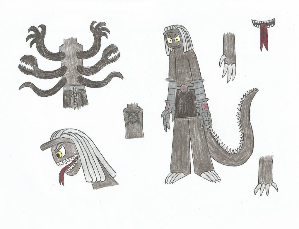 CP OC: The Mutational Terror