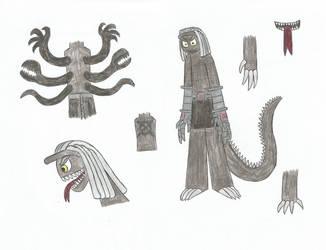 CP OC: The Mutational Terror by NTSEFAN