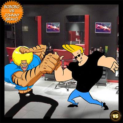 Jonny Bravo Resimleri2 Bo_BoBo_vs_Johnny_Bravo_by_Technomaru
