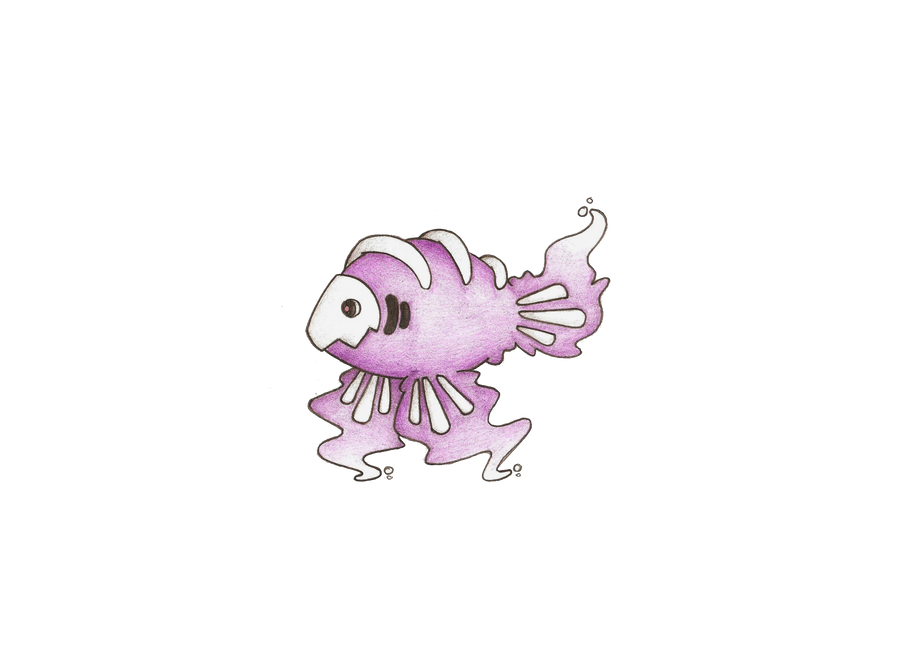 Bone Fish Pokemon By Seven P On Deviantart