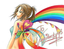 Rainbow by Kumihan