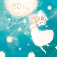 Happy new year by cathydelanssay