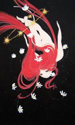 Agape Sky-Doll by cathydelanssay