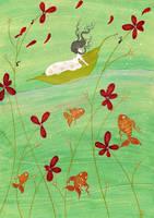 La petite poucette by cathydelanssay