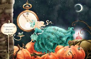 Cinderella by cathydelanssay