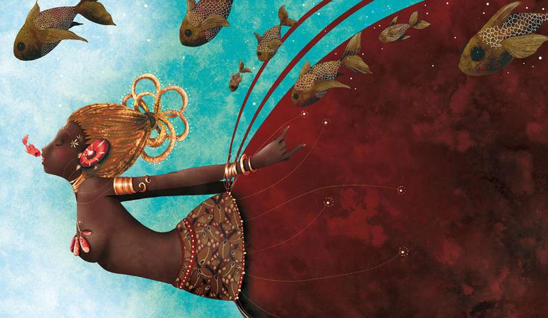 Oshun african godess of love