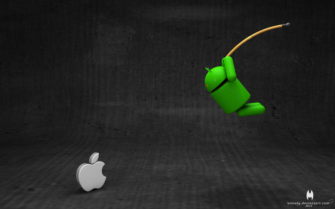 3d android 3 by almahy free desktop wallpaper On wallpapers 3d android