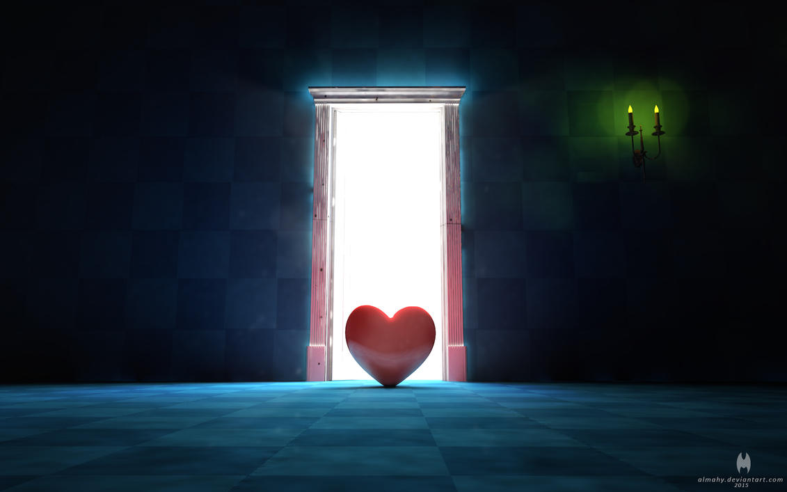 Hope Love by almahy