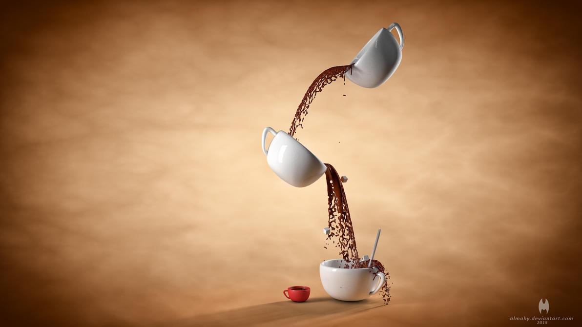 Tea Addict 4 by almahy