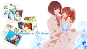 Haku x Chihiro | Spirited Away | Desktop Wallpaper