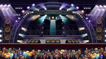Concert Stage | MapleStory | Background