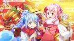 Iwaou | Tensei Shitara Slime Datta Ken | Wallpaper