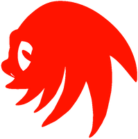 Knuckles Edit 2 by DHvsTB
