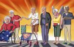 Retirement League