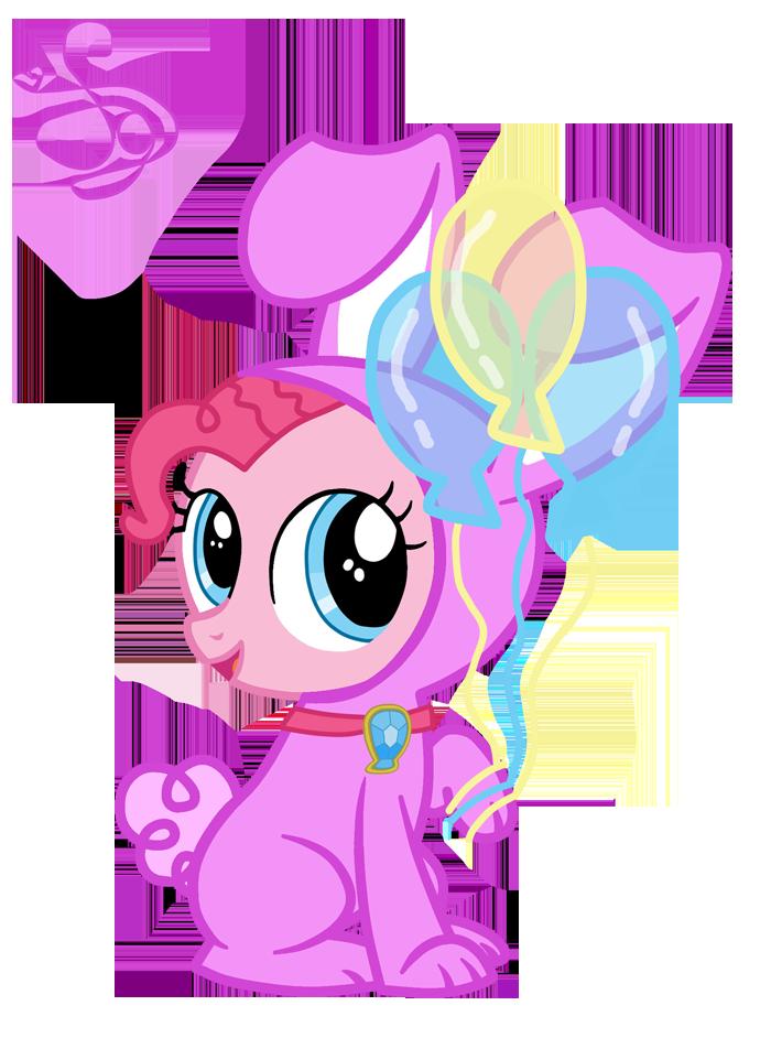 Pinkie Pie Rabbit by KristieSparcle