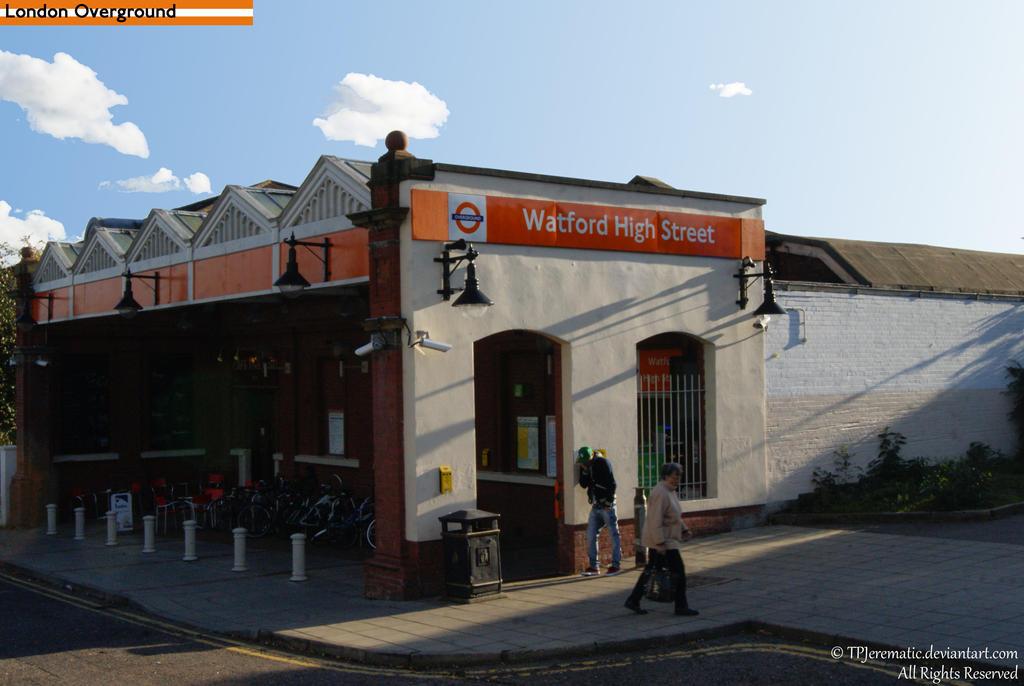 Watford High Street By TPJerematic On DeviantArt