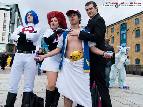 26th Oct MCM LON Team Rocket vs Ash Ketchum