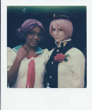 Utena and Anthy