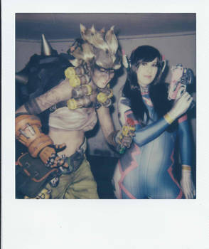Junkrat and D.Va
