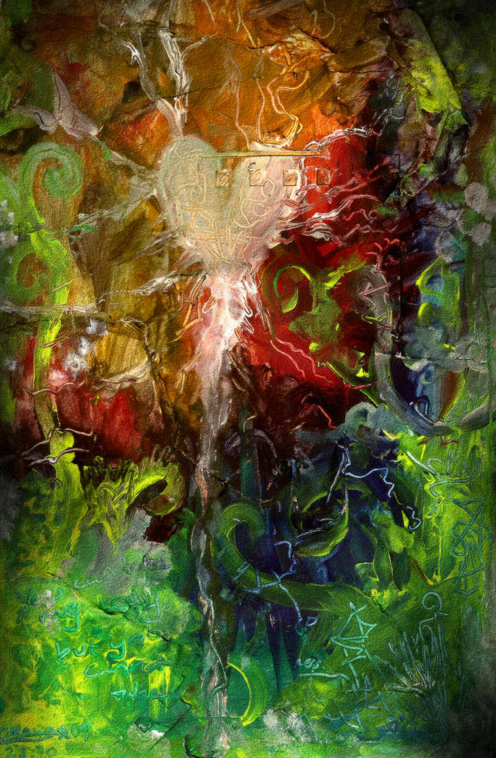 Heart. CoLoUrFuL. EleCtroLyTe. by Meli-ichigo