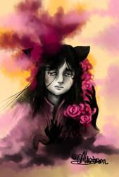 Lonely Kitsune by Meli-ichigo