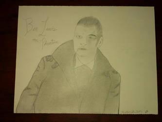 Ben Lewis - Phantom by StephHardy28