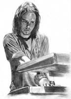 Tuomas Holopainen : NIGHTWISH by Mirally