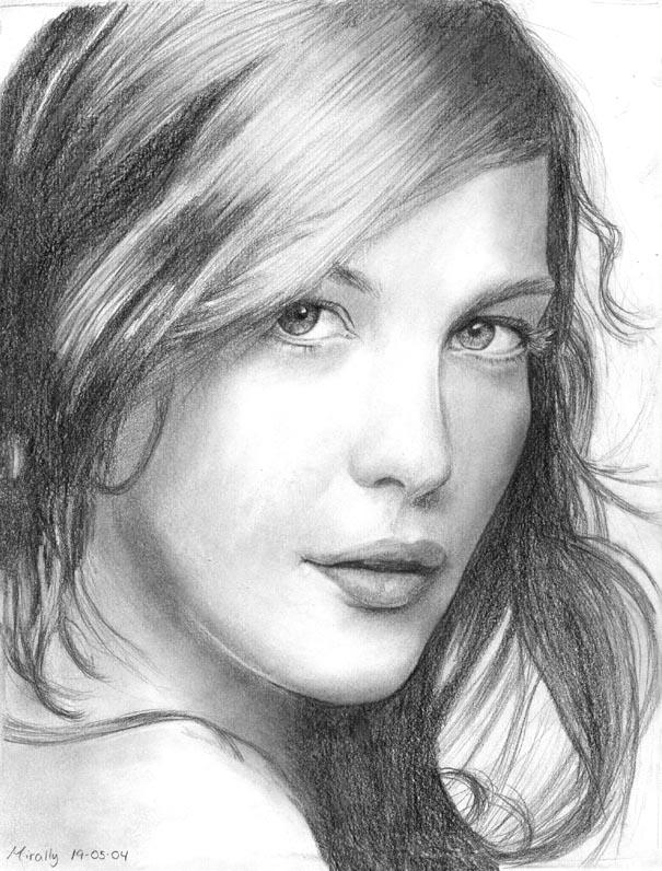 Liv Tyler by Mirally