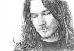 Tuomas Holopainen by Mirally