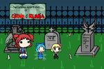 The Reaped Adventures of Cirno and Rumia