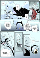 Jack's Savage Fantasies - 13 [ENG] by fouroclocksart
