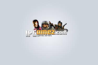 IPGamez logotype by Ikariamus