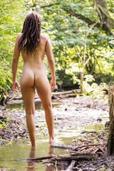 Nude Sophie by larrymarvelous by larrymarvelous