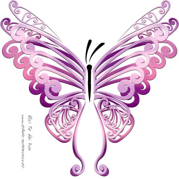 Purerehua - Buttefly
