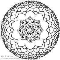 Thousand petal lotus by DragonAotearoa