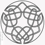 Celtic Tri Knot by DragonAotearoa