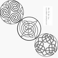 Celtic Knotwork by DragonAotearoa